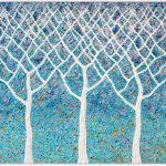 Blue Gum Trees – SOLD
