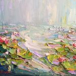 Water lilies No 2