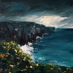 Cliffs Of Moher – Ireland Seascape