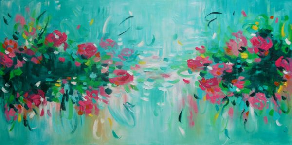 Belinda Nadwie Art Abstract Painting Art Lover Australia First Impressions