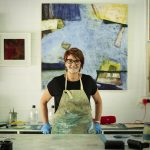 Workshops – Cold Wax, Mixed Media Painting