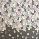 PASTEL CONFETTI – framed abstract