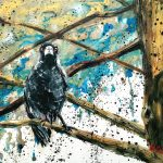 CHIN UP, ONWARD – MAGPIE