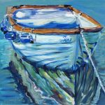Boat of Joy – PRINT on ACRYLIC