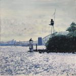 Afternoon, Bradley's Head (Sydney Harbour)(sold)