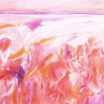 Of Pink Remains – Abstract