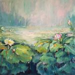 Water lilies No 4