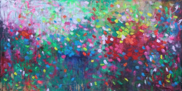 Belinda Nadwie Art Abstract Painting Your Wildest Dreams