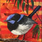 Ltd Ed Print Fairy Wren