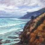 Above the Beach – Seascape