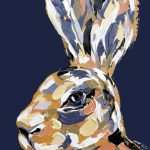 The Purple Velveteen Hare