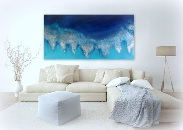 Sudbury Reefs Edge Painting For Sale By Petra Meikle De Vlas19