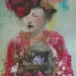 Giovanna Empress  Ltd Ed Print on canvas and paper