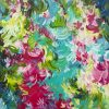 Addictive Nature Floral Abstract By Amber Gittins Art