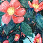 Together Is A Beautiful Place To Be – Yuletide Camellia