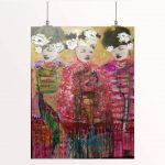 Bringers of Joy Ltd Ed Print Canvas and Paper
