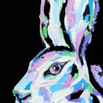 Pastel Hare