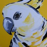 Cadmium Yellow Cocky