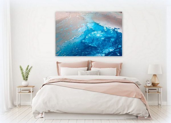 Seascape Canvas Art Print For Sale By Petra Meikle De Vlas 3
