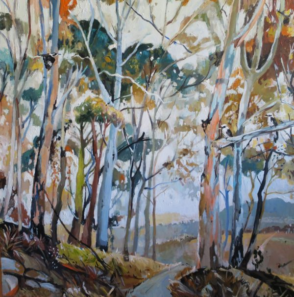 Gum Trees And Kookaburras