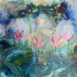 Dance of the water lilies