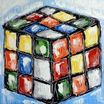 The Scratched Rubix Cube