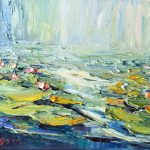 Water lilies No 7