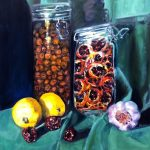 Olives, Zizyphus And Oranges