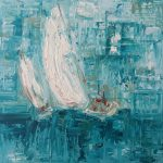 White sails 4 – sailing boats