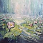 Water lilies No 10